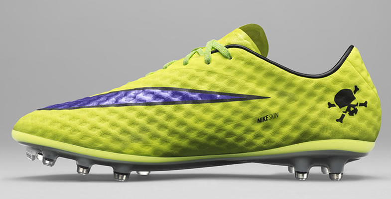 sneakers for cheap 8192b 0f320 hypervenom green and purple